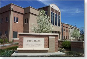 Grand Junction City Hall